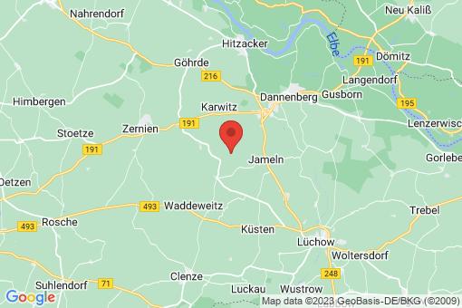 Karte Jameln Hoheluft