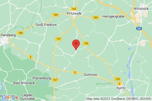 Karte Kehrberg