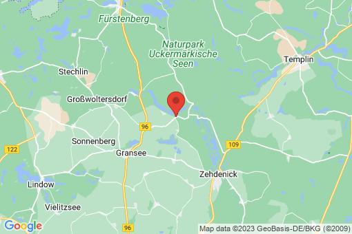 Karte Zabelsdorf