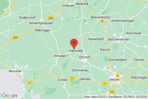 Karte Hanstedt I