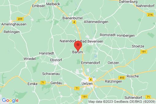 Karte Barum