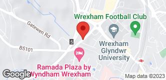 B&Q Mini Warehouse Wrexham location