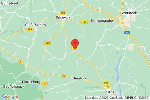 Karte Schönebeck