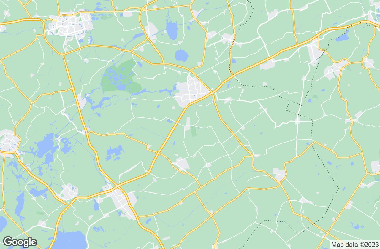 Google Map of Beetsterzwaag