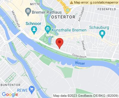 Anfahrt zu Alles Clean 24 Bremen - DE-HB
