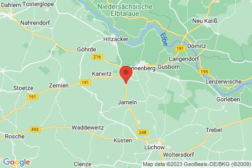 Karte Schaafhausen