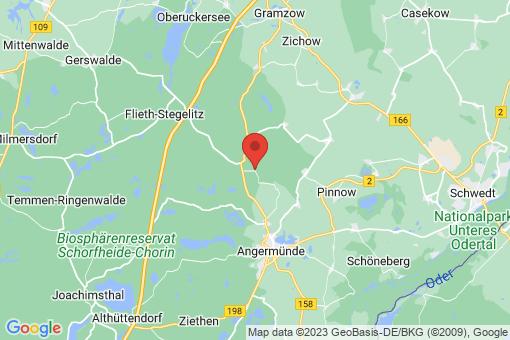 Karte Bruchhagen
