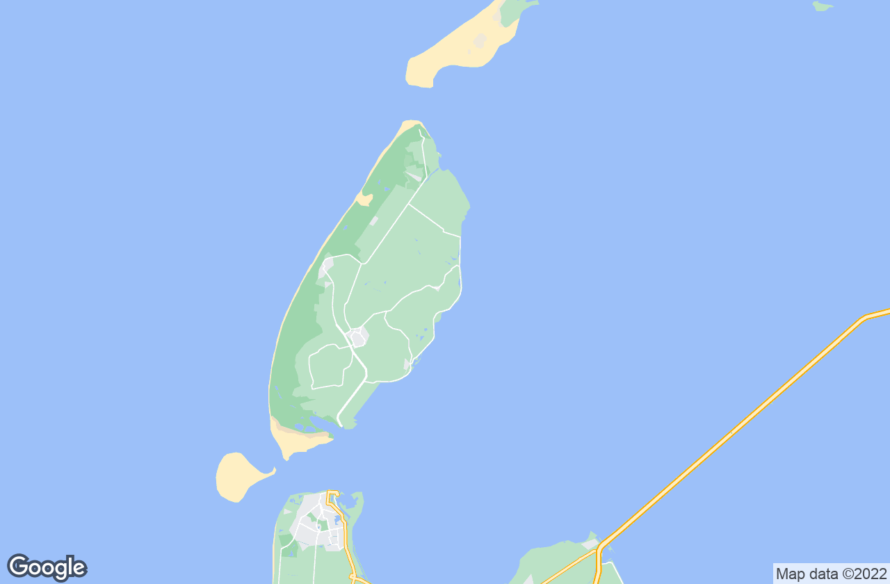 Google Map of Oosterend