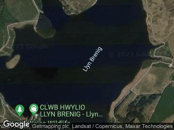 Llyn Brenig Reservoir