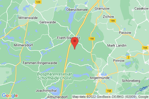 Karte Steinhöfel