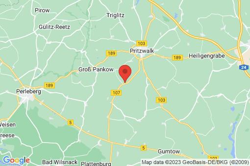 Karte Mesendorf