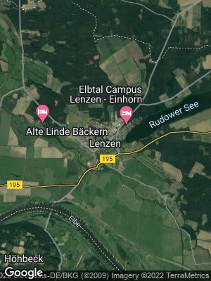Google Map of Lenzen