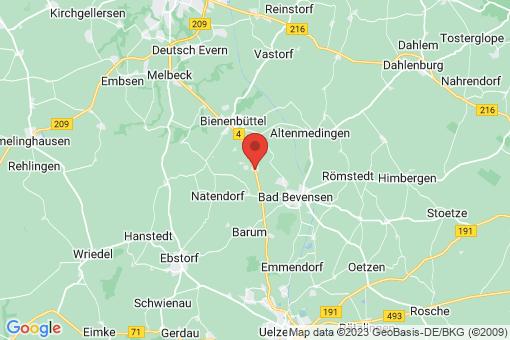 Karte Jelmstorf