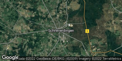 Google Map of Schneverdingen