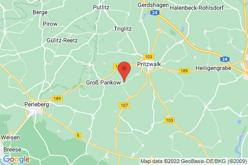 Karte Kuhsdorf