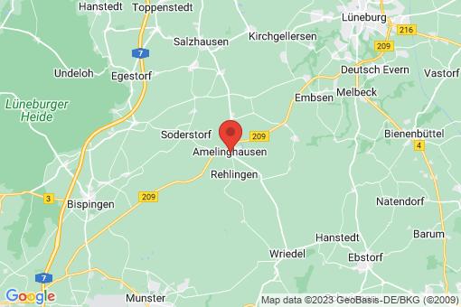 Karte Amelinghausen