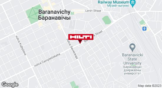 Get directions to Терминал самовывоза ММ Барановичи