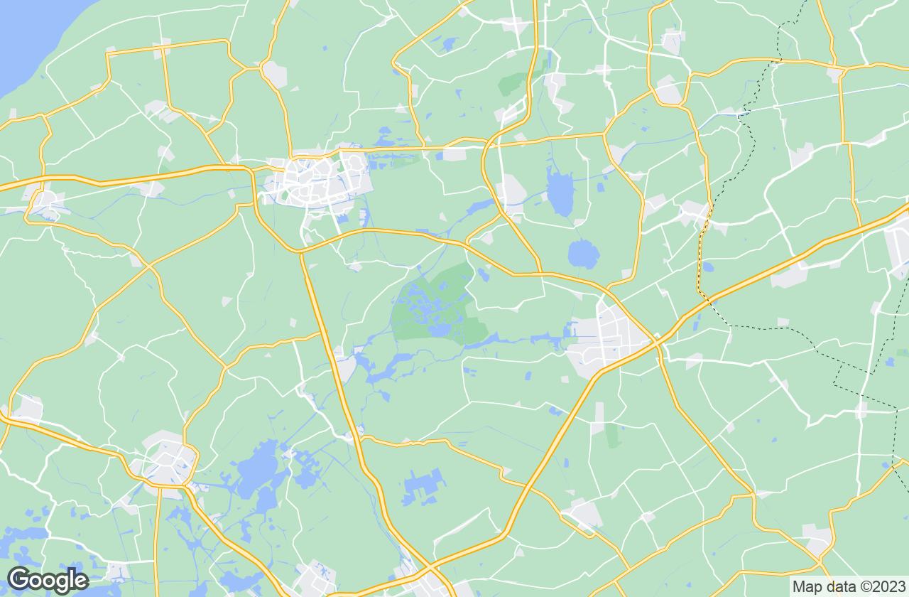 Google Map of ايرنيفالد