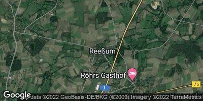 Google Map of Reeßum