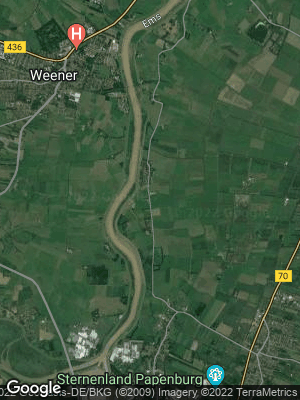 Google Map of Mitling-Mark