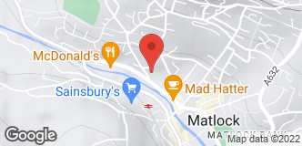 William Twigg (Matlock) Ltd location