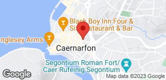Argos Caernarfon location