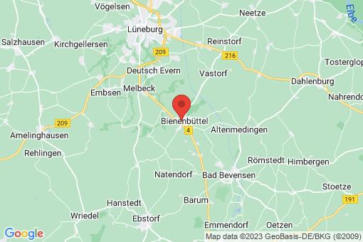 Karte Bienenbüttel