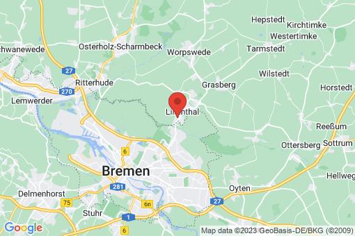 Karte Lilienthal