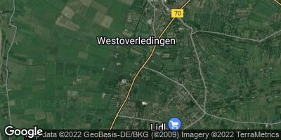 Google Map of Großwolderfeld