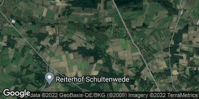 Google Map of Osterwede
