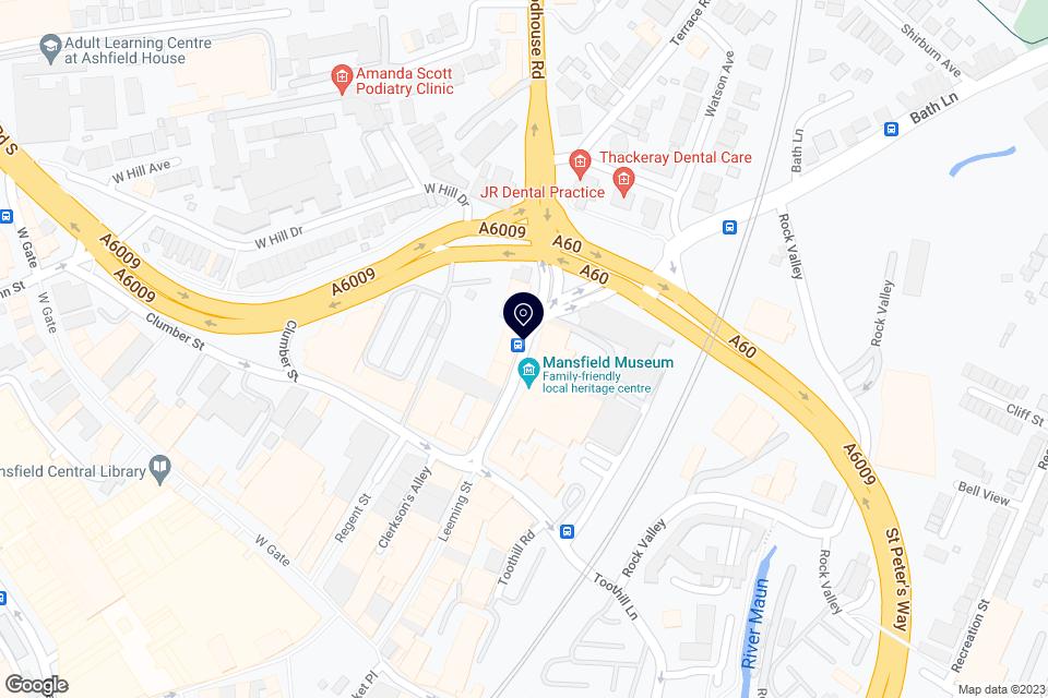 Leeming St, Mansfield NG18 1NG, Mansfield, NG18 1NG map