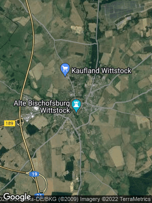 Google Map of Wittstock / Dosse