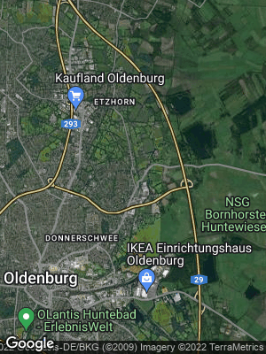 Google Map of Ohmstede