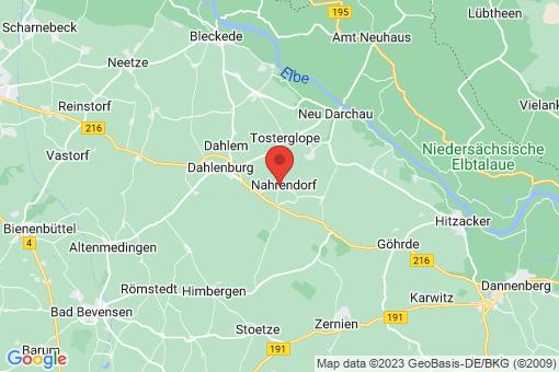 Karte Nahrendorf