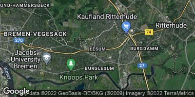 Google Map of Lesum