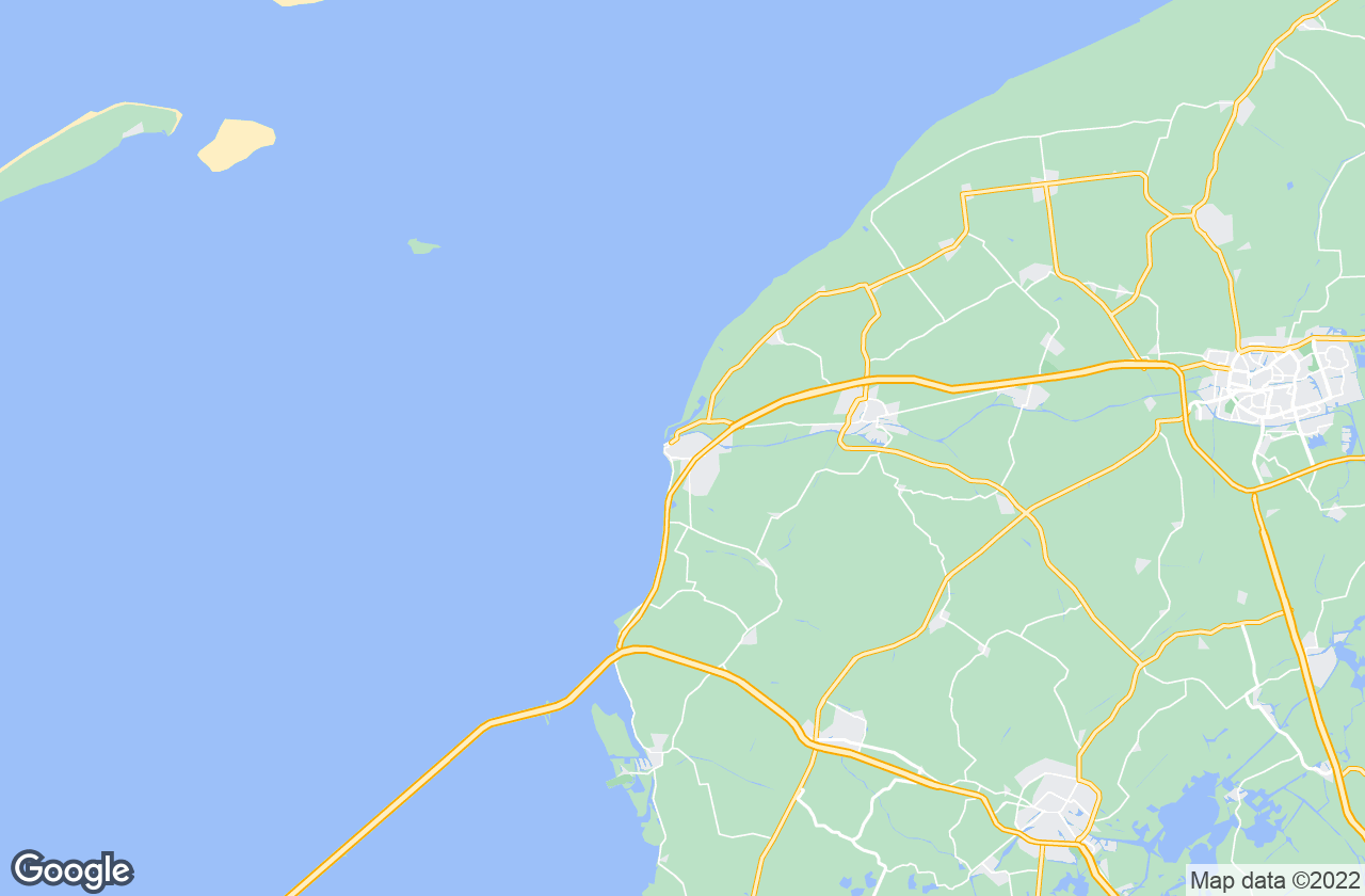 Google Map of هارلنغن