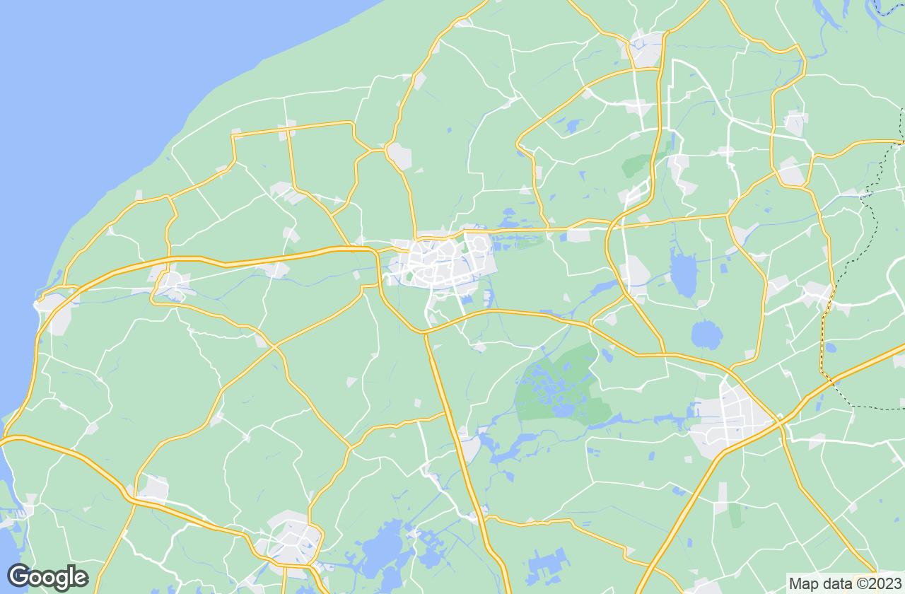 Google Map of Goutum