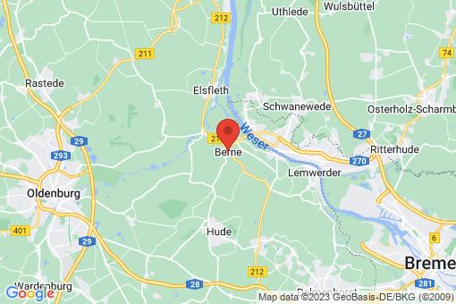 Karte Berne