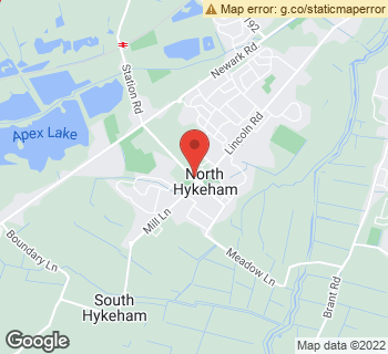 Map of Flowers By Suzanne at 141 Moor Lane, North Hykeham, Lincolnshire LN6 9AA