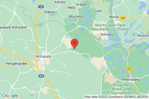 Karte Wittstock/Dosse Schweinrich