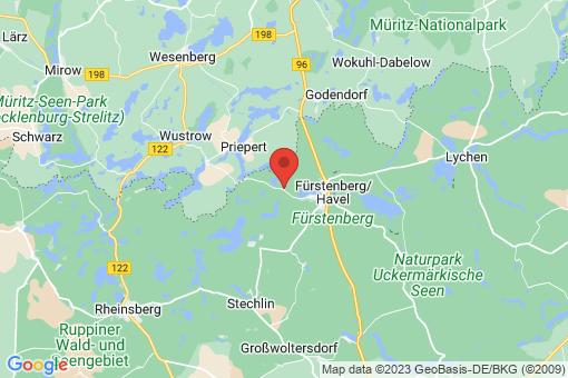 Karte Steinförde