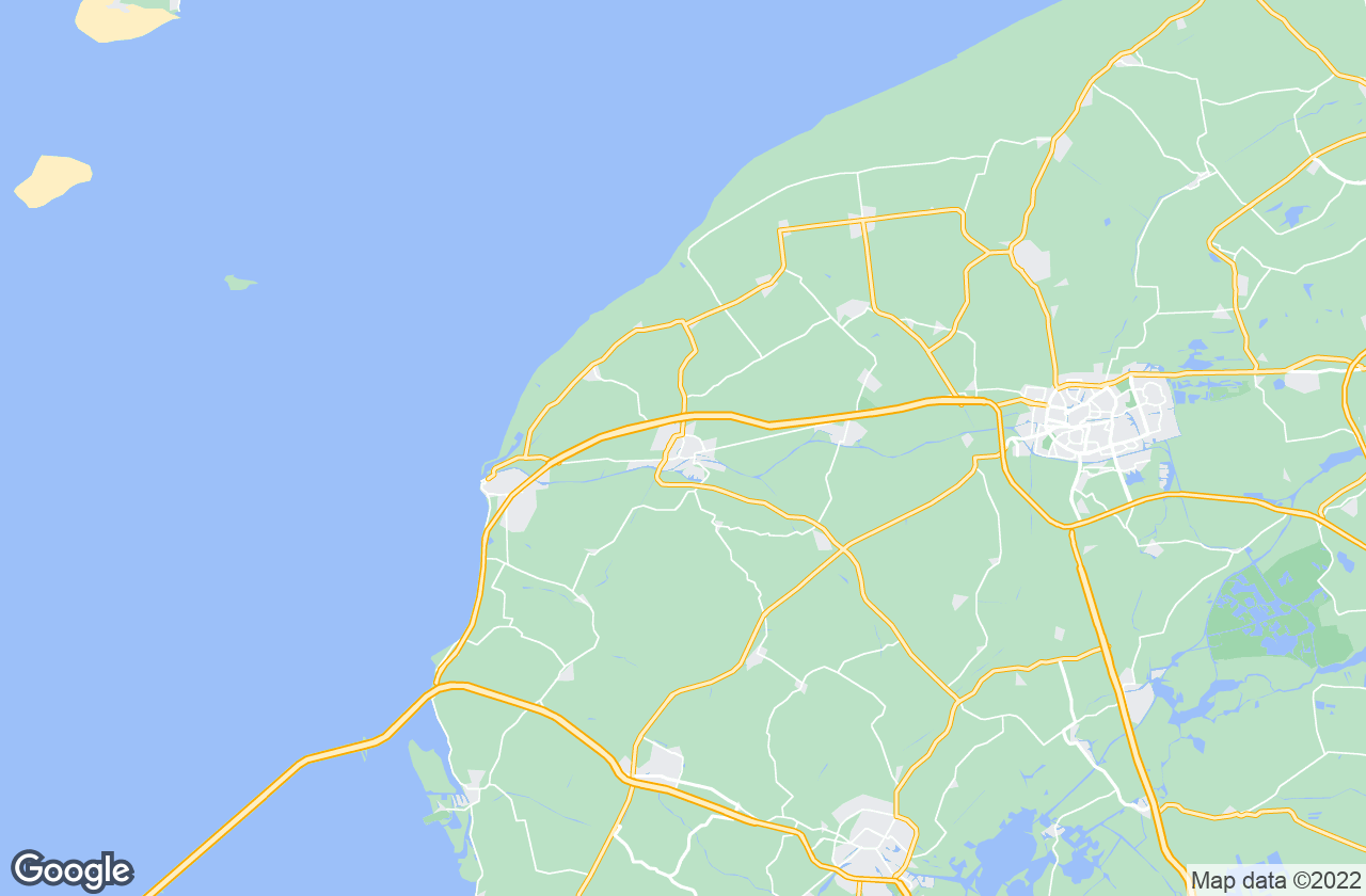 Google Map of فرانيكير