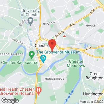 Map of wilko Chester at Unit B 27/35, Chester, North West England CH1 1HD