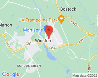 Winsford United Football Club, Kingsway, Winsford, CW7 3AE