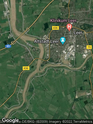Google Map of Leerort