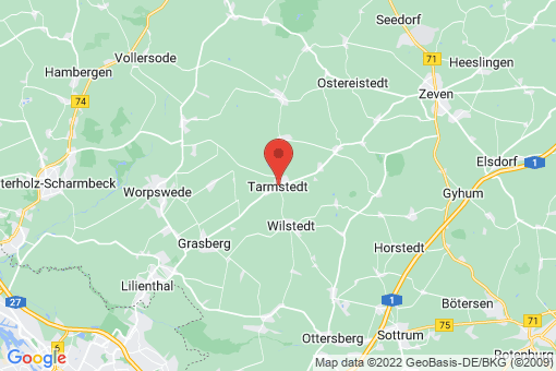Karte Tarmstedt