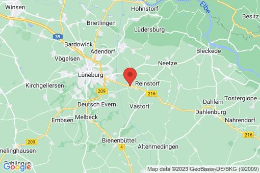 Karte Barendorf