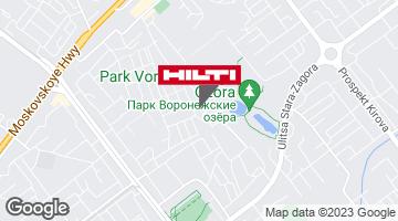 Региональный представитель Hilti в г. Тольятти