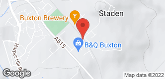 B&Q Supercentre Buxton location