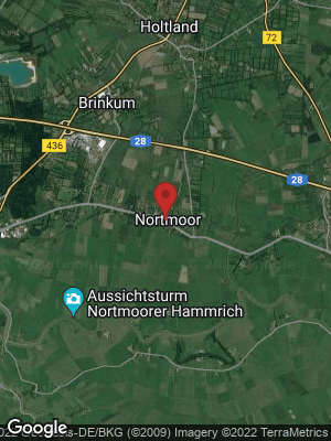 Google Map of Nortmoor